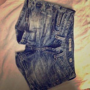 BKE Starlite Shorts